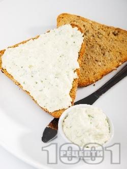 Домашен пастет с карфиол и чесън - снимка на рецептата